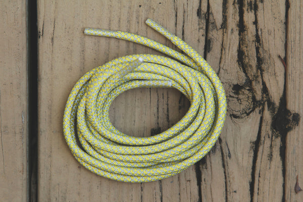 Rope Laces (Yellow / 3M)