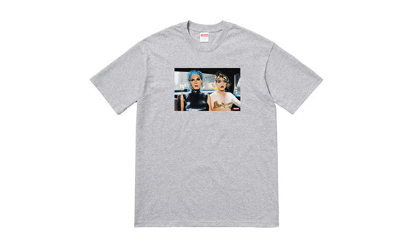 Supreme Nan Goldin Misty & Jimmy Paulette Tee