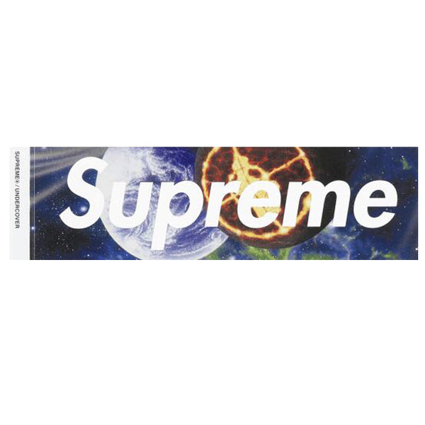 Supreme / Undercover Box Logo Sticker