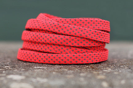 Flat Laces (Infrared / 3M)