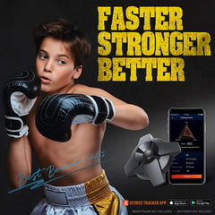 boxing equipment | punching bag force tracker for kid boxer | boxing gift ideas