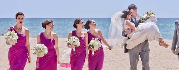 How to Pick the Perfect Bridesmaid Dresses [Bridesmaid Gown Guide & Ideas] CHARMERRY