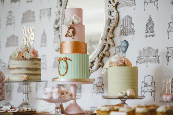 Wedding Cake Guide, Tips and Decorating Ideas CHARMERRY
