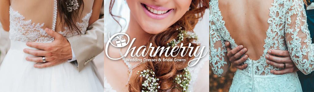 Wedding Dresses | Evening Dresses | Party, Prom & Bridal Gowns - CHARMERRY