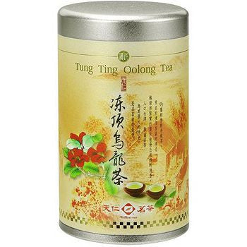 Tea Dong Ding Wulong /Tung Ting Oolong -Chinese Loose Leaf Tea /100g /3.53oz. - Charmerry