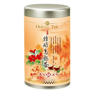 Tea China Oolong Tea -Chinese Loose Leaf Tea /Loose Tea Tin /100g /3.53oz. - Charmerry
