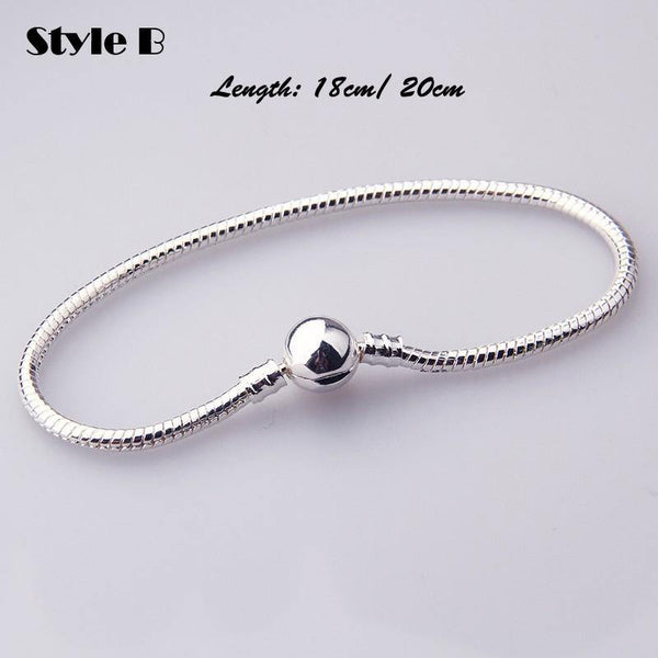 Snack Chain Bangle & Bracelet - 5 Styles