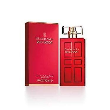 perfume gift for her, red door - charmerry