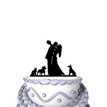 Load image into Gallery viewer, cat-wedding-cake-image