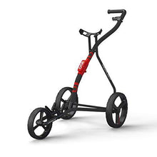 Load image into Gallery viewer, Golf Trolley - 3 Wheels Push-Pull Golf Cart (Wishbone ONE Megalight 3) - CHARMERRY