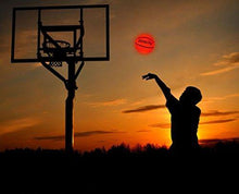Load image into Gallery viewer, Light Up Basketball-Uses Two High Bright LED's (Official Size and Weight) - CHARMERRY