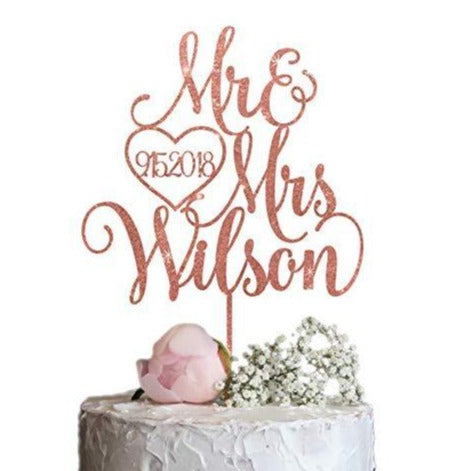 custom wedding cake toppers | Wedding Gifts - Charmerry