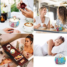 Load image into Gallery viewer, Large Size Scented Candles Gifts Sets for Women 4.4oz Travel Tin Candle, Gardenia, Jasmine and Vanilla Fragrance Gift for Christmas Birthday Mother's Day Bath Yoga - CHARMERRY