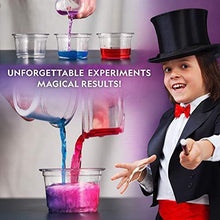 Load image into Gallery viewer, NATIONAL GEOGRAPHIC Science Magic Kit | Great STEM Learning Science Kit - 20 Unique Science Experiments as Magic Tricks - CHARMERRY