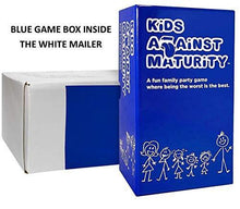 Load image into Gallery viewer, Kids Against Maturity: Card Game for Kids and Families, Super Fun Hilarious for Family Party Game Night - CHARMERRY