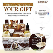 Load image into Gallery viewer, Bath and Body Gift Basket | Beauty & Spa Gift Set For Men and Women - Charmerry