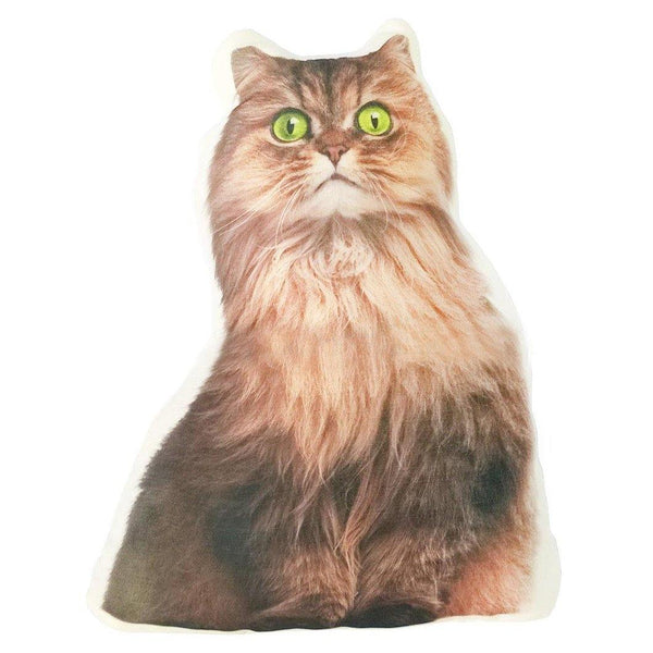 "Cat Pillow /Pet Cushion Stuffed Toy (Creative Unique Novelty Gift) [18"" 45cm]"