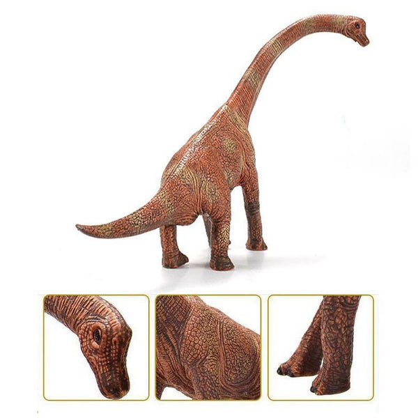 Dinosaur Toy Figures (Gifts for Boys Kids) [Tyrannosaurus Rex /Triceratops]