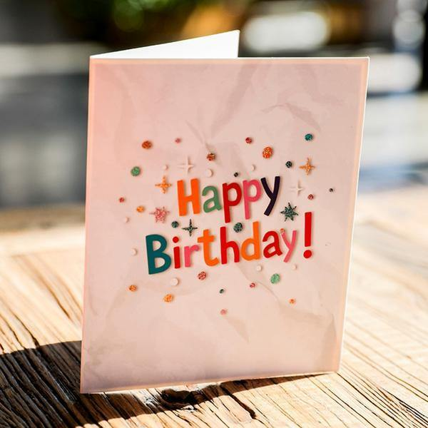 Happy Birthday Cards ( Surprising Magical 3D Pop-Up Greeting Cards, Gifts, Invitations) Charmerry a04