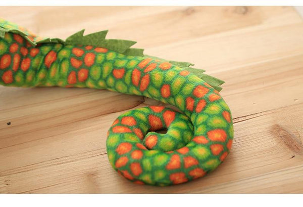 Lizard Chameleon Toys  Novelty Stuffed Animal Gifts, Unique Surprise Plush Toys Charmerry a06