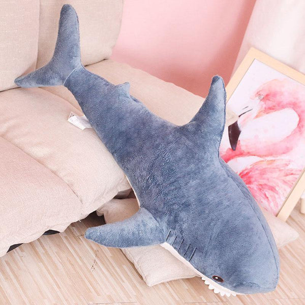Plush Shark Stuffed Toy  Stuffed Animals, Plush Toys, Soft Toy Gifts Charmerry a05