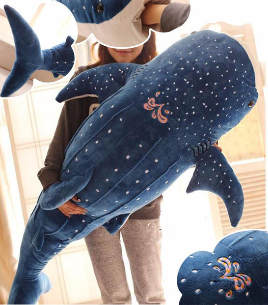Plush Whale Stuffed Toy  Stuffed Animals, Plush Toys, Shark Fish Gifts Charmerry a02