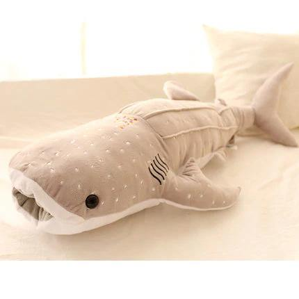 Plush Whale Stuffed Toy  Stuffed Animals, Plush Toys, Shark Fish Gifts Charmerry a09