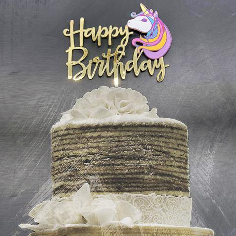 Birthday Cake Toppers Little Pony Cake Decorating Party Decorations