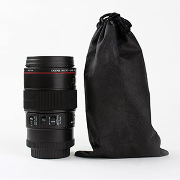 Camera Lens Mug /Tea Coffee Cup Gift for Photographers &Canon Fans [13oz.]