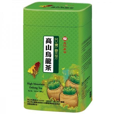Chinese Oolong Tea /Wulong Chinese Tea Gift (Loose Leaf Tea /Loose Tea) [300g /10.58oz Tin]