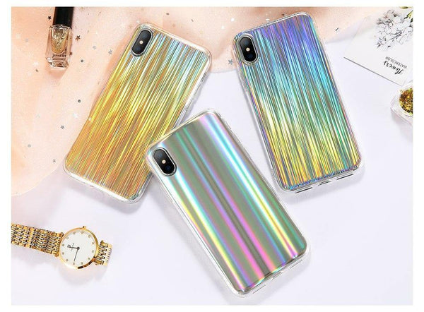 iphone cases x 8 plus 7 6s 6 glitter shining gold sparkle silver chic fashion outfit accessories mobile phone protective trendy bling bling luxury simple charmerry a1