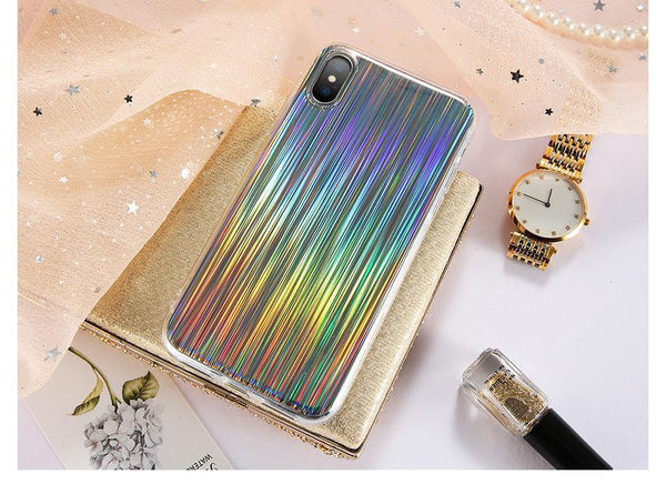 iphone cases x 8 plus 7 6s 6 glitter shining gold sparkle silver chic fashion outfit accessories mobile phone protective trendy bling bling luxury simple charmerry a5