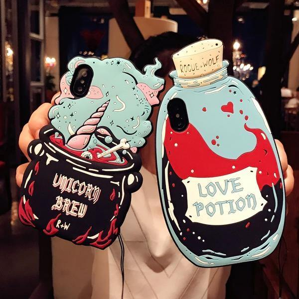 iphone cases x xs 8 plus 7 6s 6 cute chic girls street style fashion women mix match outfit accessories trendy protective phone covers charmerry a1