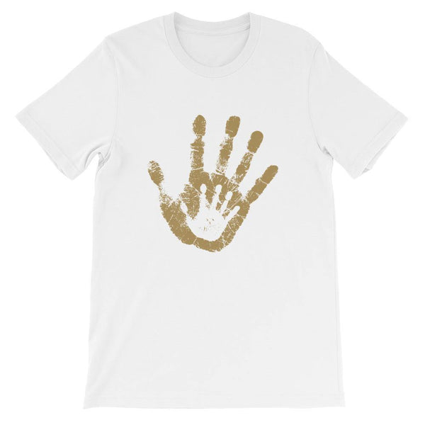Handprint Designer T-Shirts (Simple Fashion Stylish) [Unisex: Men Women]
