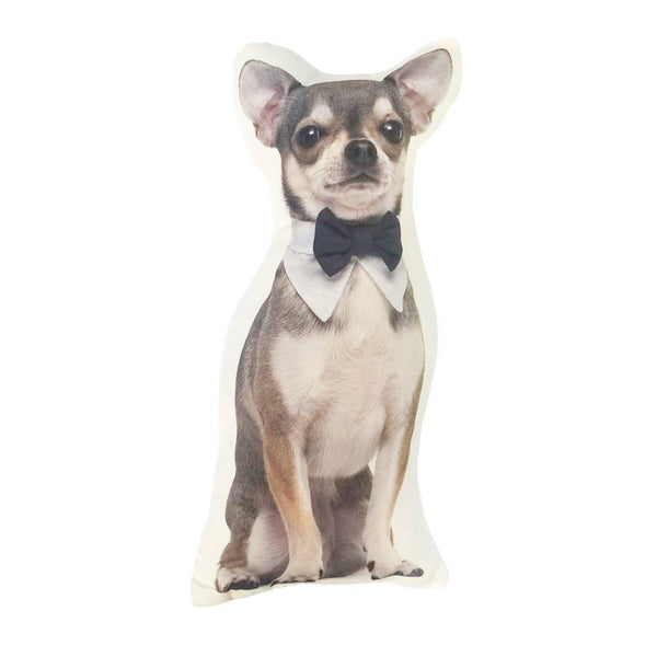 "Chihuahua Pillow /Dog Cushion Stuffed Toy (Creative Unique Novelty Gift) [18"" 45cm]"