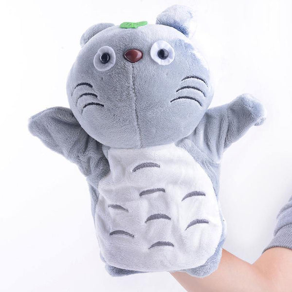 "Cat Hand Puppet (Stuffed Cat /Plush Cat /Animal Toy for Baby Kid Child)[9"" /23cm]"