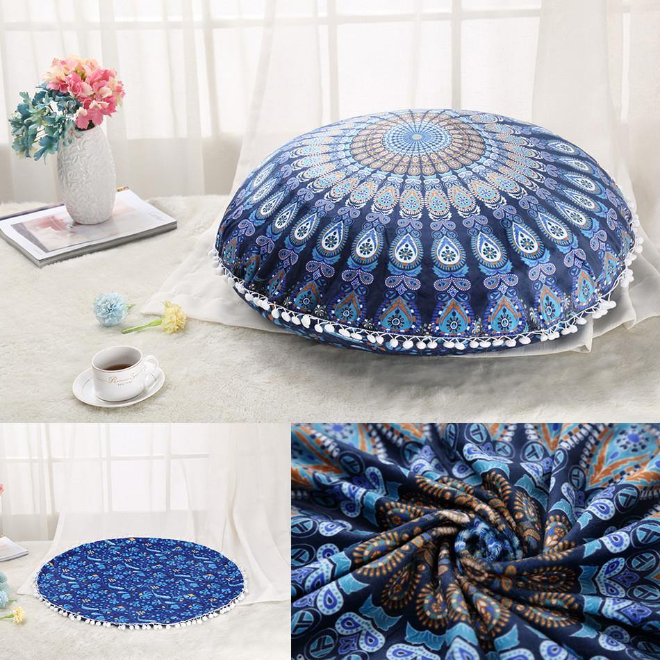 Pillowcases Floor Pillow Cases Seat Cushion Covers