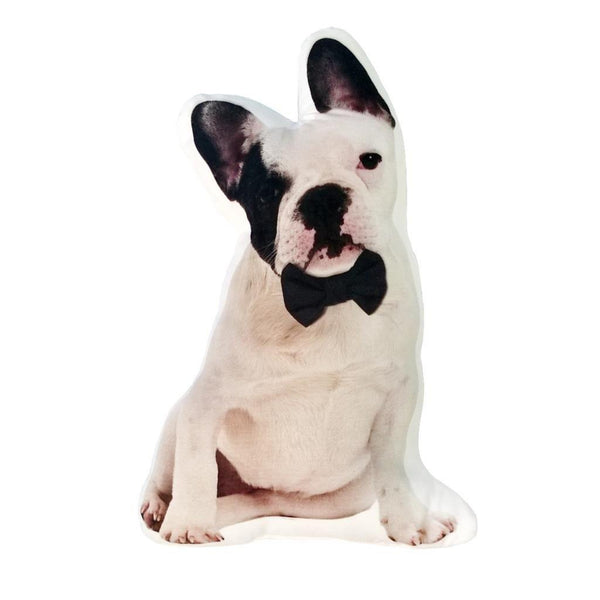 "French Bulldog Pillow /Dog Cushion Stuffed Toy (Creative Unique Novelty Gift) [16"" 40cm]"