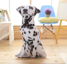 "Load image into Gallery viewer, Dog Pillow /Pet Cushion Stuffed Toy (Creative Unique Novelty Gift) [19.7"" 50cm] - CHARMERRY"
