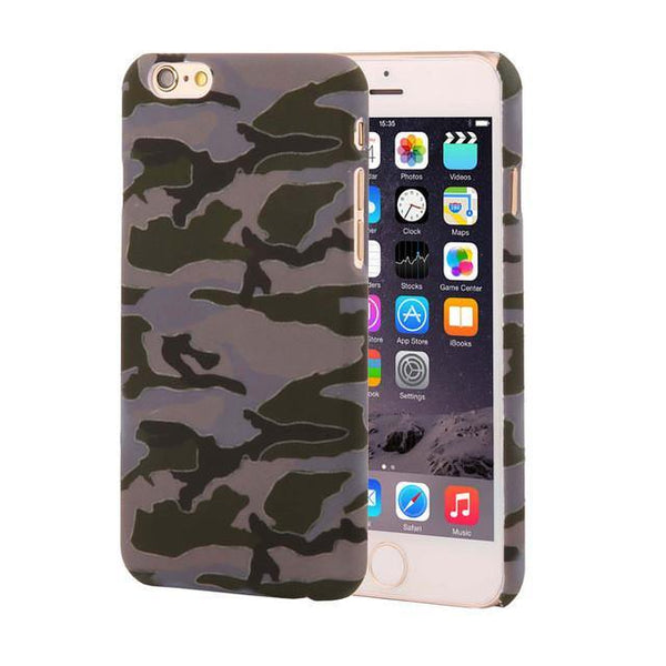 Camouflage Phone Case for Apple iPhone