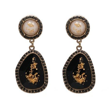 Vintage Statement Drop Earring