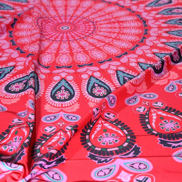"Tablecloth /Picnic Blanket /Beach Throw Cover-Up /Wall Room Home Decor [59""]"