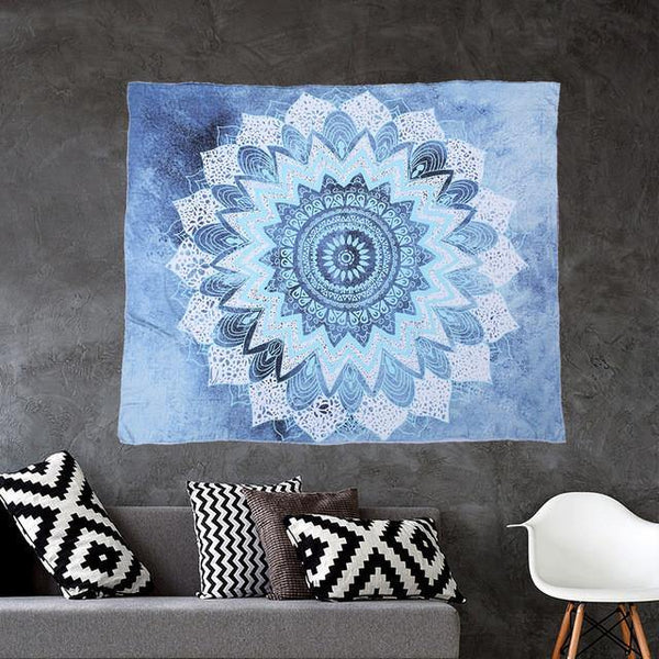 "Wall Hanging /Bedspread /Tablecloth /Beach Throw Cover-Up /Picnic Blanket /Room Home Decor [83""]"