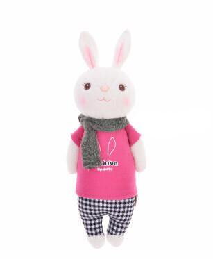 Angela rabbit dolls Metoo 12cm/35cm baby plush toy doll sweet cute stuffed toys Dolls for kids girls Birthday/Christmas Gift - Charmerry
