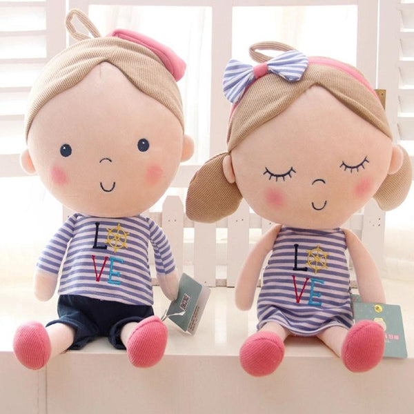 "Stuffed Toy (Couple Plush Toy /Soft Toy /Cuddly Toy /Valentine Gift Doll) [12""~19"" /Multi-Style]"