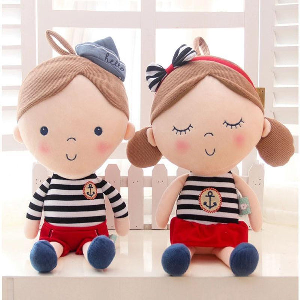 love couple original Much love seashells children pillow toy doll plush toy doll daughter gift a generation of fat angela - Charmerry