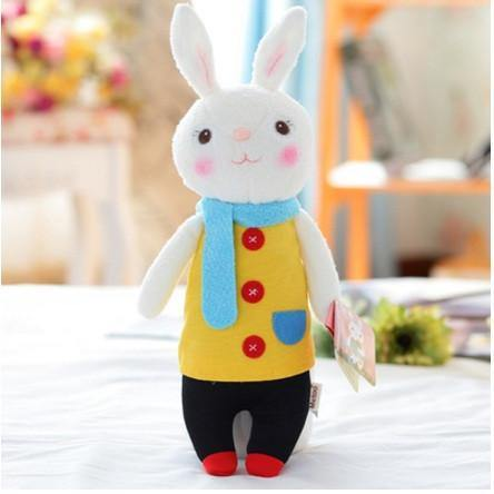 "Rabbit Stuffed Toy (Animal Plush Toy /Baby Soft Toy /Doll Gift) [14"" /35cm]"