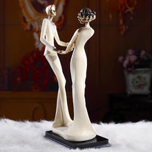 Load image into Gallery viewer, Wedding Gift & Engagement Present (Happy Groom Bride Figurine /Figure) - CHARMERRY
