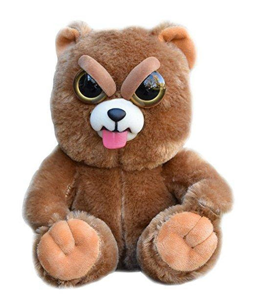 Scary Stuffed Toy Gift /Horror Funny Face Change Plush Animals (Unique /Novelty /Creepy)