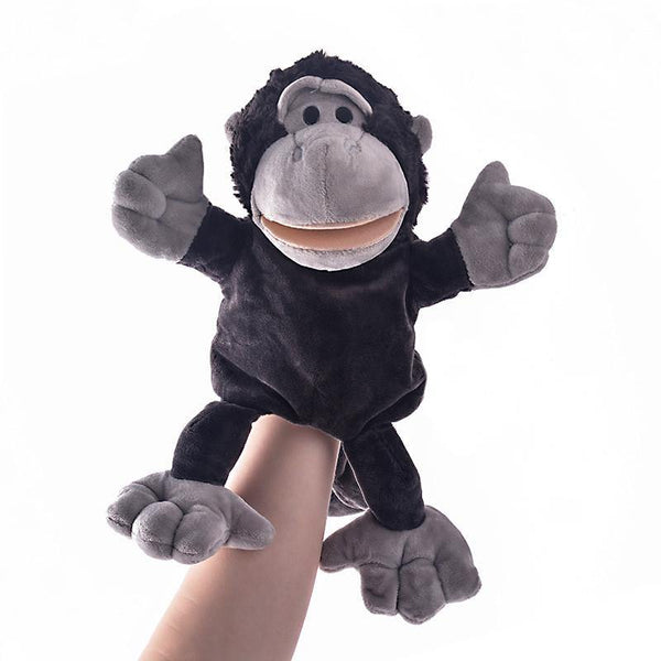 "Monkey Hand Puppet (Stuffed Monkey /Plush Monkey /Animal Soft Toy Gift)[7.8"" /20cm]"